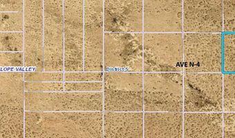 220 St East & N-4, Lake Los Angeles, CA 93591
