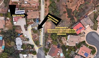 3848 Costa Bella Drive, La Mesa, CA 91941