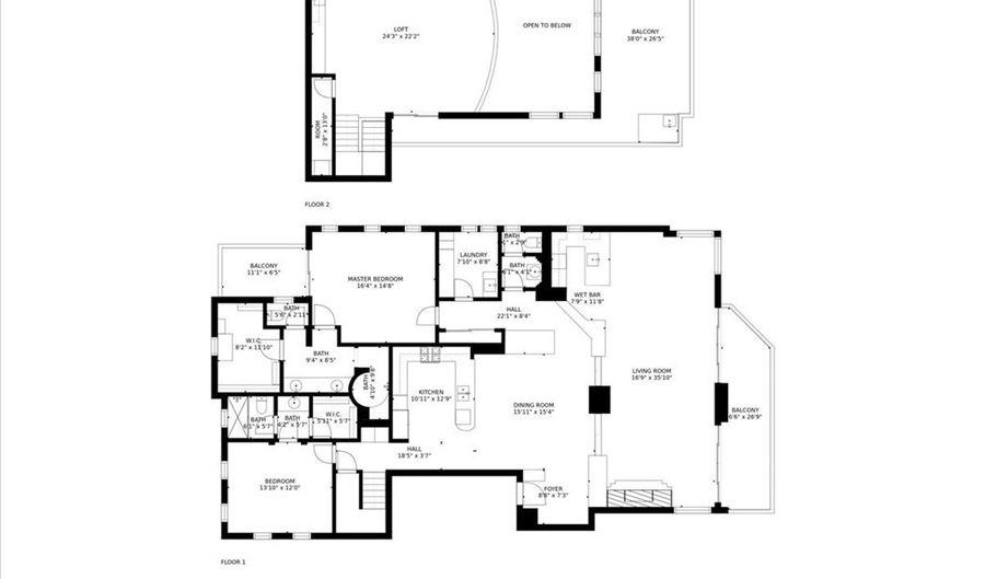 2609 Ocean Street, Carlsbad, CA 92008 - 2 Beds, 4 Bath
