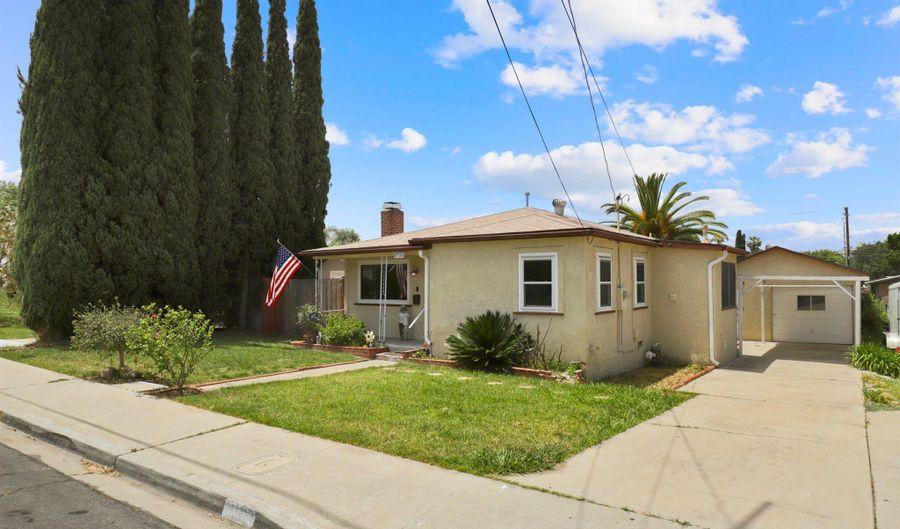4730 71St St, La Mesa, CA 91942 - 2 Beds, 1 Bath