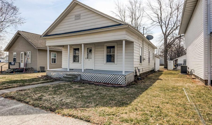 107 CHERRY Street, Kincaid, IL 62540 - 2 Beds, 1 Bath