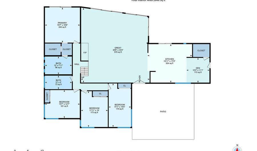 8147 Mulholland Ter, Los Angeles, CA 90046 - 4 Beds, 3 Bath