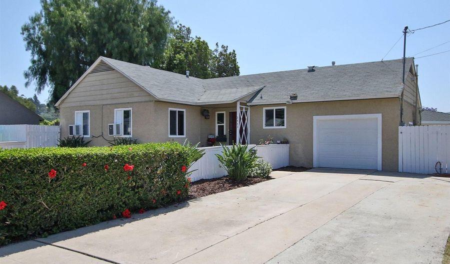 3443 Trophy, La Mesa, CA 91941 - 4 Beds, 2 Bath
